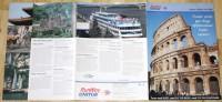 Vinter- og vår-brosjyre for Runway Unitur 2009