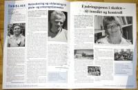 Rokkan-nytt, informasjonsblad for Rokkan-senteret