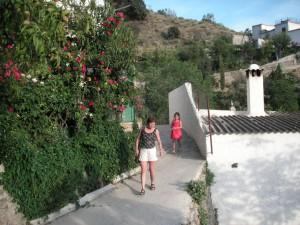 Landsbyvandring i Alpujarras