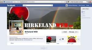 birkelandweb på facebook