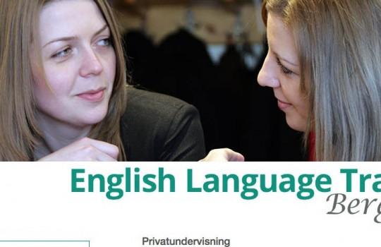 English Language Training in Bergen