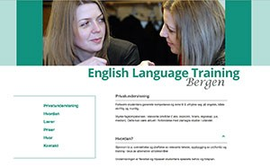 English Language Training in Bergen