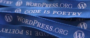 Code is poetry--Wordpress