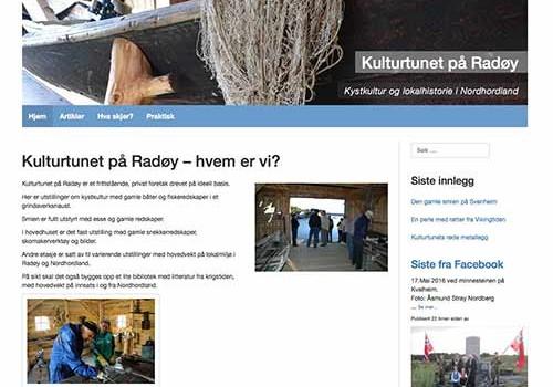 Kulturtunet på Radøy