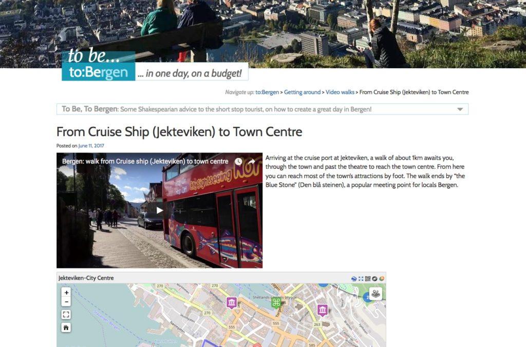 tobergen.com—videos, walking tours, tourist site